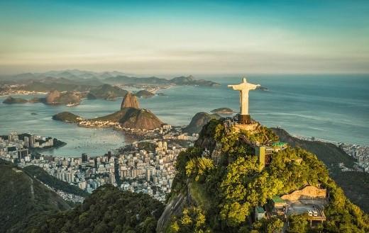 """Rio de Janeiro """"Cidade Maravilhosa"""" (Brazil)"""
