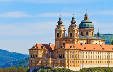 Melk abbey (Austria)