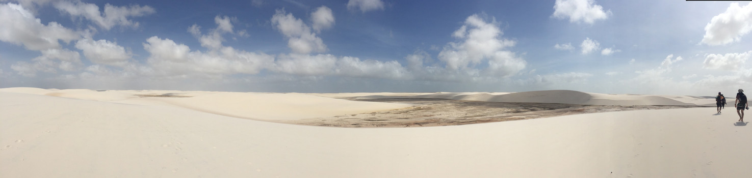 ...and the lagoons empty between August and December