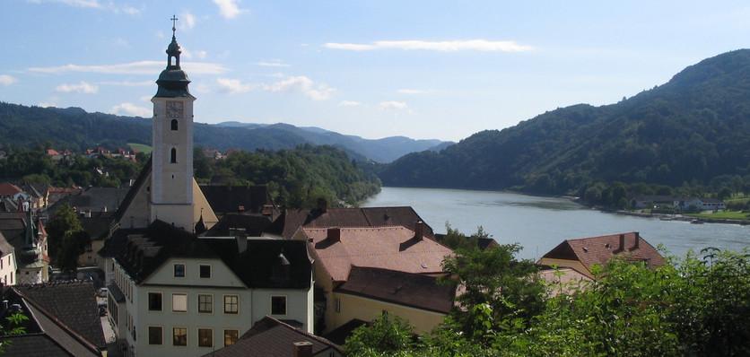 Grein (Austria, Day 2)