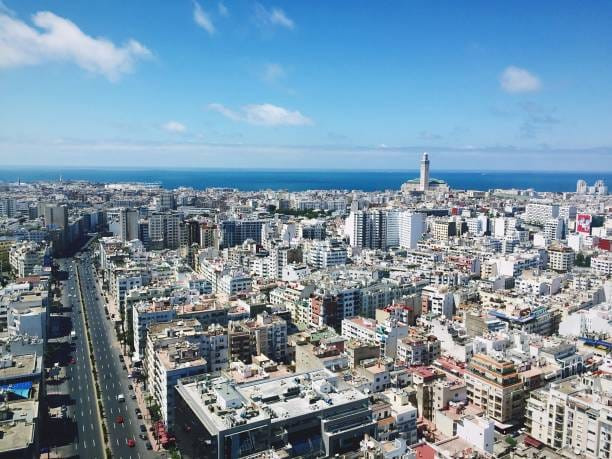 CASABLANCA, the economic capital and 3rd turistic city of Morocco