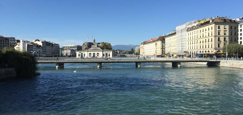 Geneva, our meeting point (Day 0)