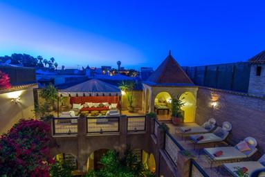 H - Marrakech Riad Samsli (Zitoun Kdim).