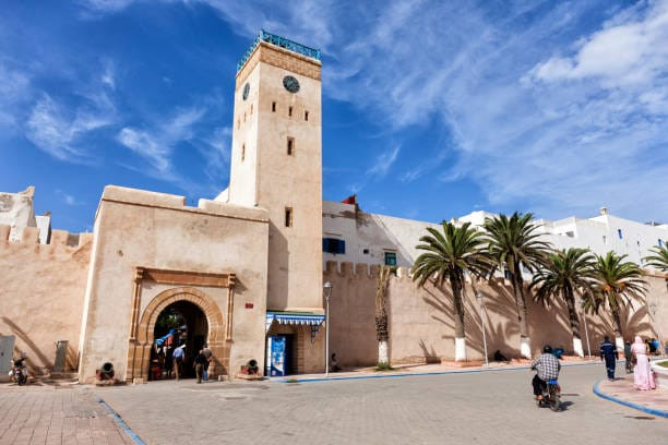 ESSAOUIRA, الصويرة in Arabic, Amegdul in Berber