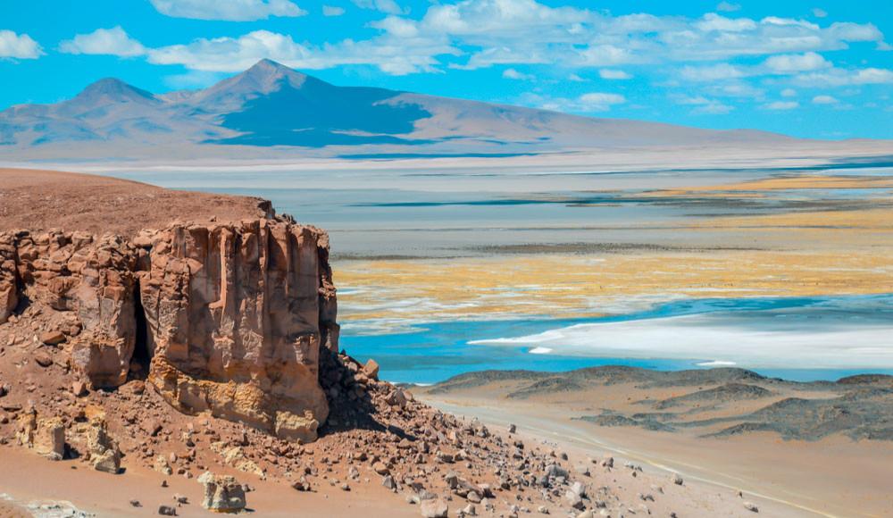 Salar of Tara (Chile)