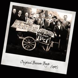 Barrow Boys Polaroid on Black