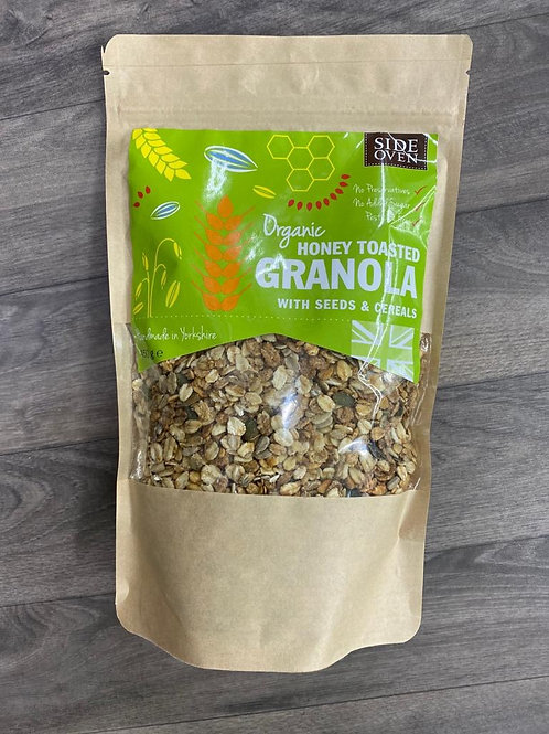 Granola with seeds & cereals