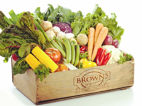 Large Salad Box