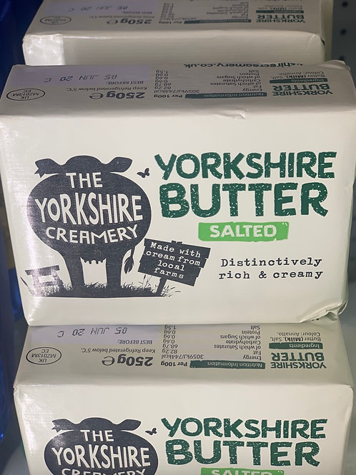 Yorkshire butter