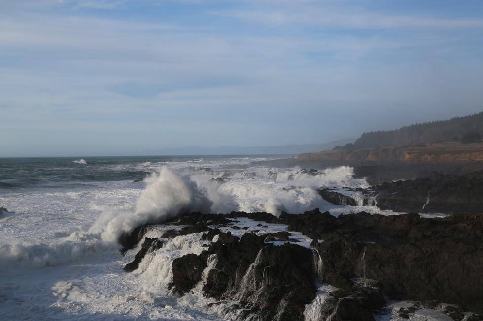 Bursting Waves
