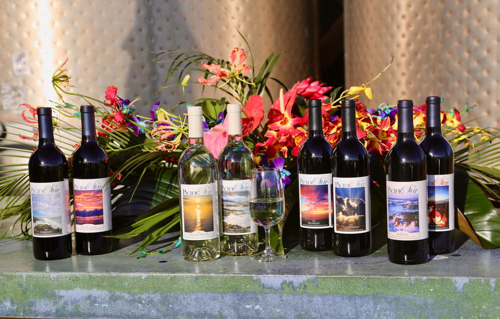 Enjoy Our Bounty of Wines