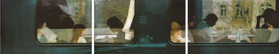 Gegenüber (dreiteiliger Loop), 2004