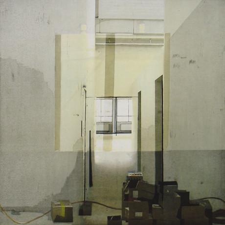 Zwischenraum 2, 2008
