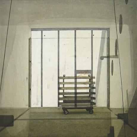 Zwischenraum 1, 2008