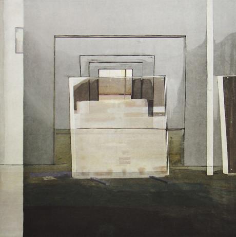 Zwischenraum 4, 2008
