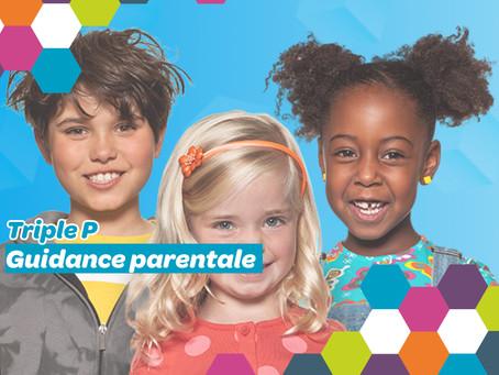 Un programme de soutien parental en ligne et gratuit : le programme Triple P