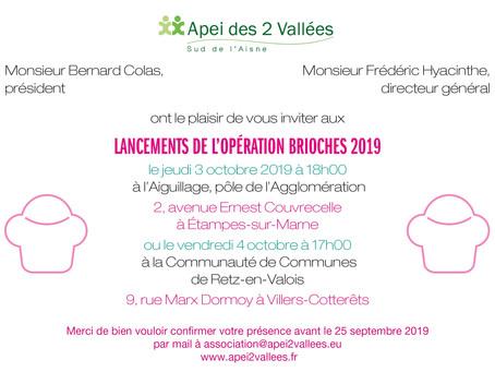 Lancement OPB 2019
