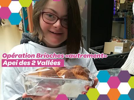 """Opération Brioches """"autrement"""""""