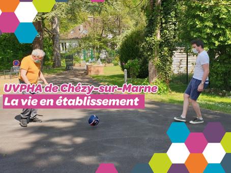 Rencontre avec Thomas Durand, éducateur spécialisé de l'UVPHA de Chézy-sur-Marne