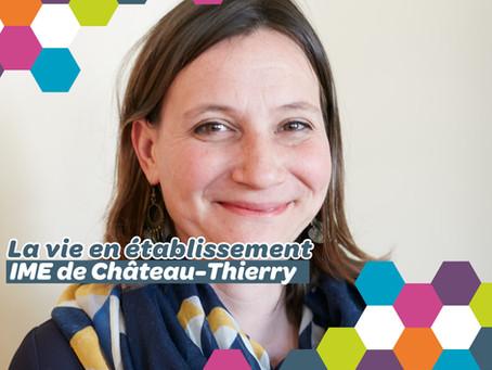 La reprise d'activité à l'IME de Château-Thierry