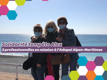 Solidarité pour l'Adapei des Alpes-Maritimes