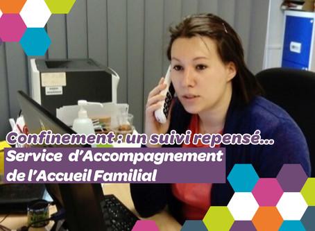 Un suivi repensé pour le Service d'Accompagnement de l'Accueil Familial