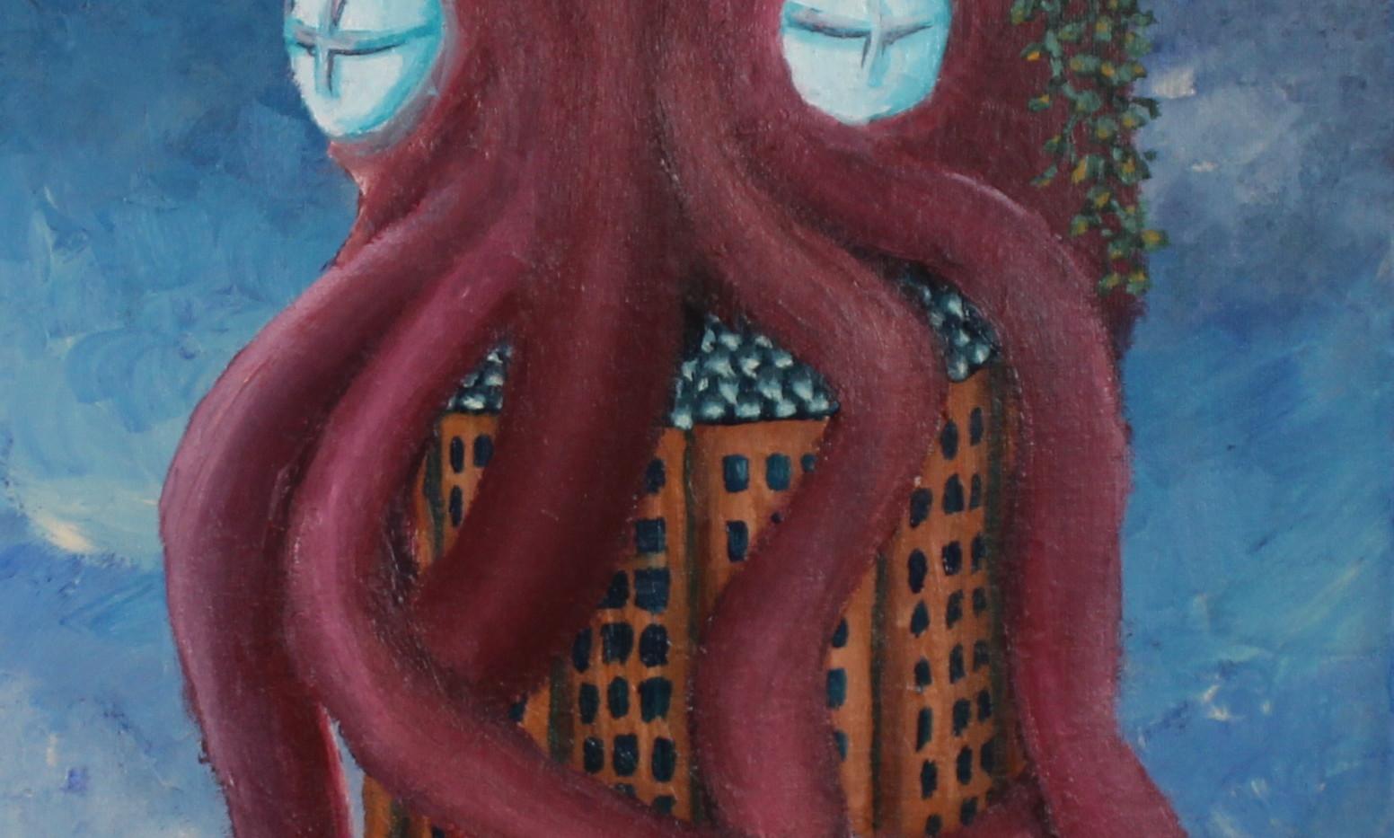Squid Dirigible