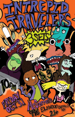 Halloween - Nickelodeon Theme