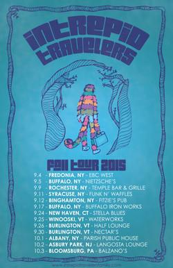 2015 Fall Tour - Leg 1