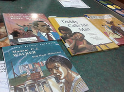 African American Read-In The Richmond Continentals