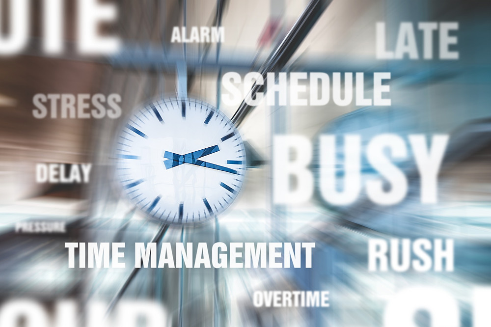 Busy Schedule how to time management