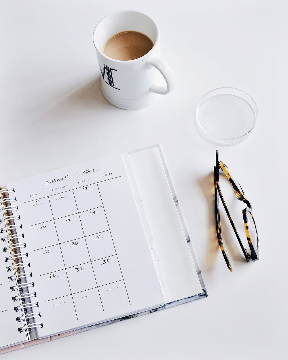 Busy calendar schedule how to manage your schedule