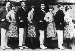 1919 Jack Sheppard's entertainers.jpg