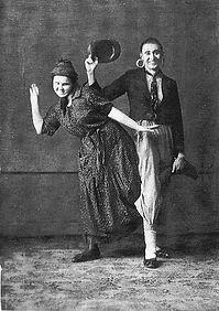 1922 with Kathleen Marsh.jpg