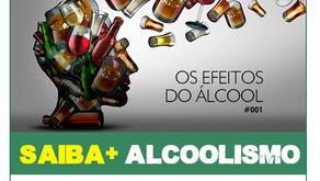 Quais são os EFEITOS DO ÁLCOOL? - Saiba + sobre Alcoolismo.