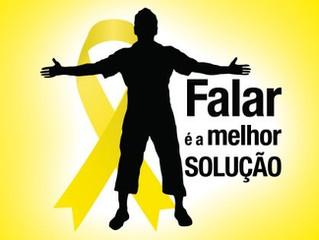 Setembro Amarelo: Guia de prevenção ao suicídio.