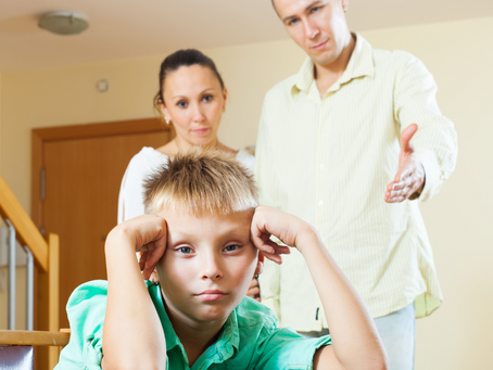 Erros que os pais não devem cometer na educação de seus filhos