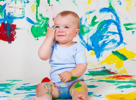 Bebês com sinais de Autismo