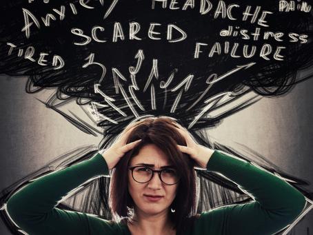 Conheça os sintomas dos Transtornos Ansiosos