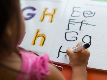 Como ajudar seu filho a desenvolver a coordenação motora fina?