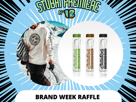 SuddenRush X DC Stubai Zoo Collection Brandweek Raffle