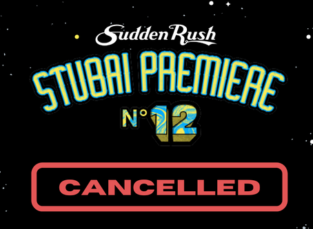Stubai Premiere Cancelled