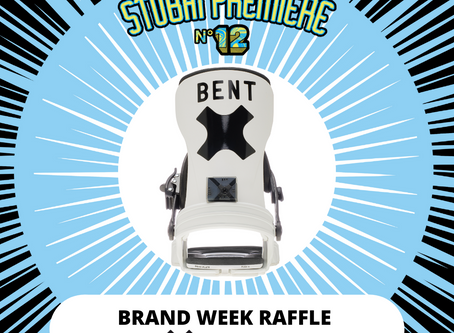 Bent Metal Binding Works Brandweek Raffle