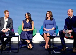 "Royal Fab Four launch new digital mental health platform ""Every Mind Matters"" with NHS"