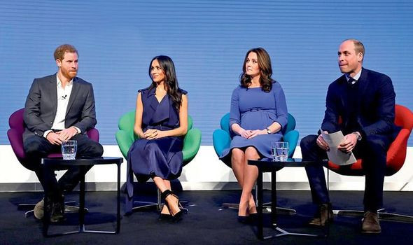 """Royal Fab Four launch new digital mental health platform """"Every Mind Matters"""" with NHS"""