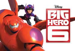 BIG HERO 6 Package Branding