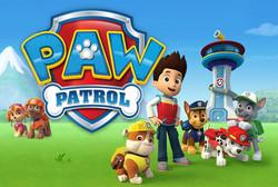 PAW PATROL Logo Exploration