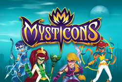 MYSTICONS Package Branding