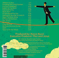 Standing Man Back Cover