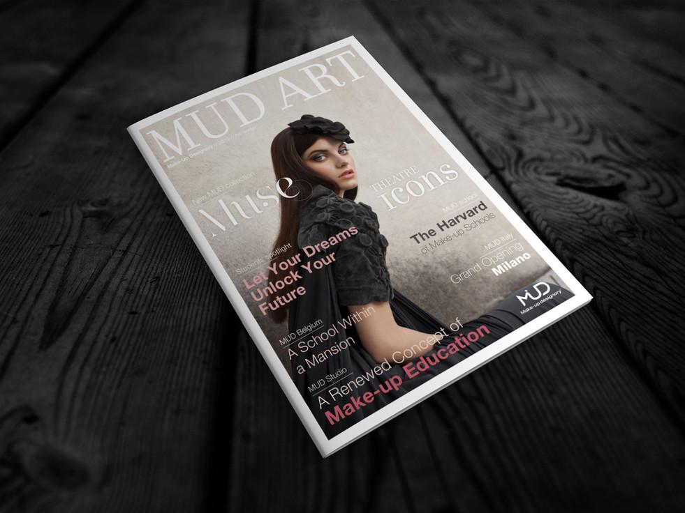 MUD Art Magazine N°6